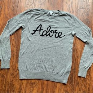 Old Navy Adore Sweater   Size XS
